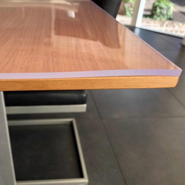 Durchsichtige PVC Tischdecke Transparent nach Maß 5mm