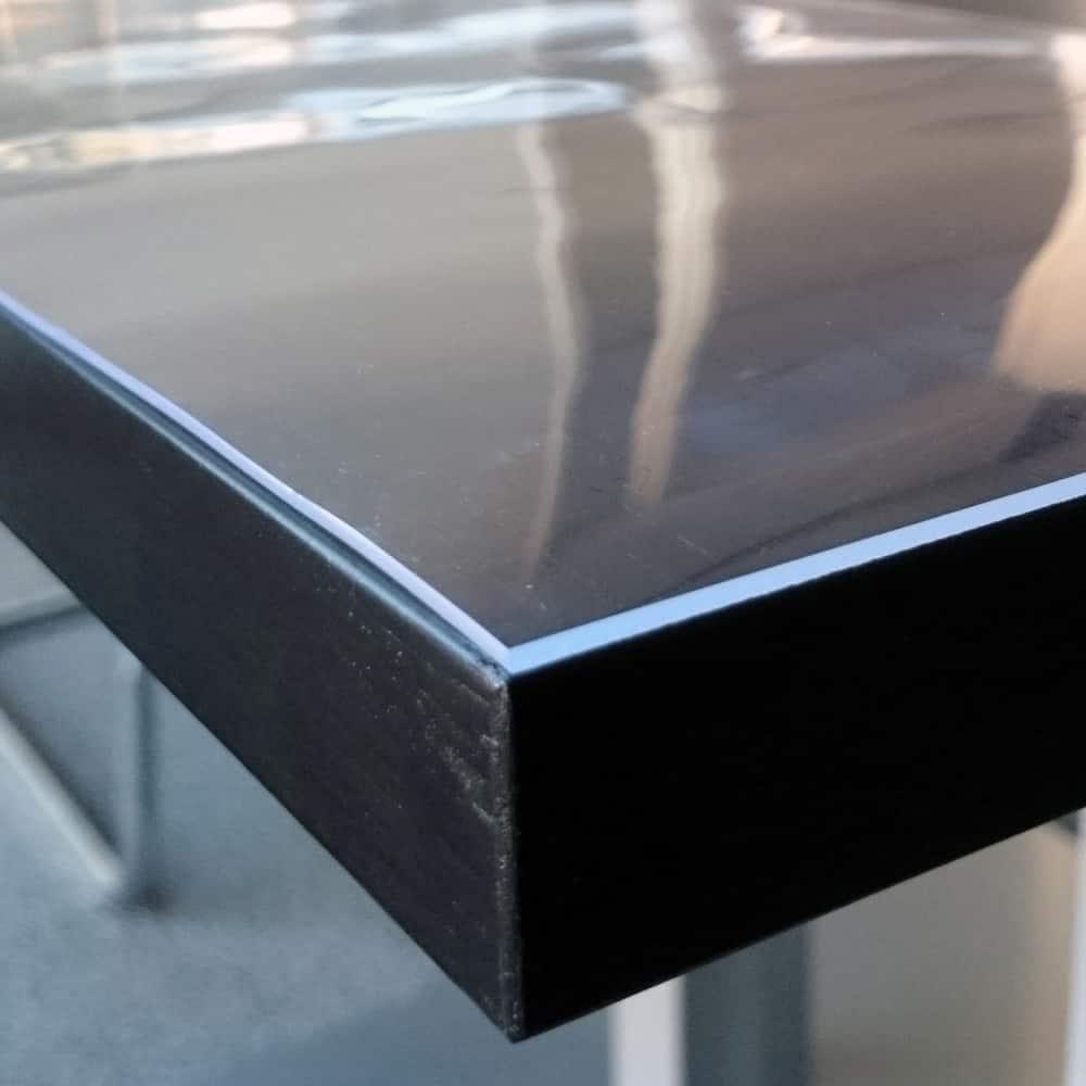 Durchsichtige Transparente PVC Tischdecke 2 mm dick