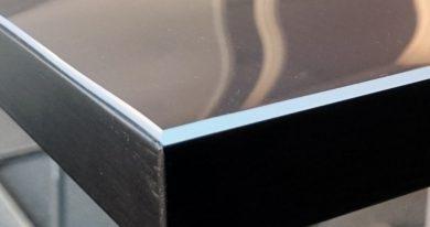Durchsichtige Transparente PVC Tischdecke 3mm dick