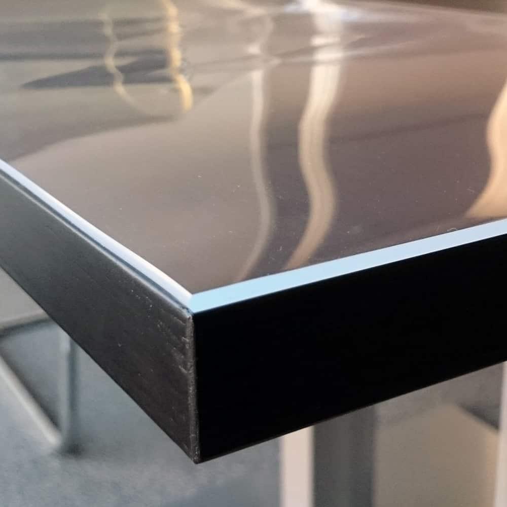 Durchsichtige Transparente PVC Tischdecke 3 mm extra dick
